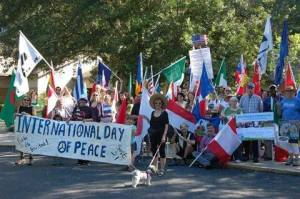 Peace March UUFG